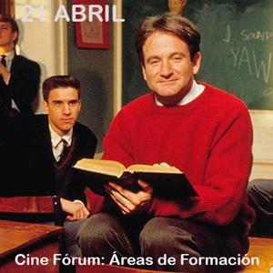 Cine fórum en el Día Mundial de la Creatividad y la Innovación
